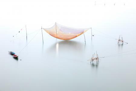 Fishing nets, Hoi An