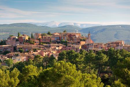 Roussillon, Provence, France