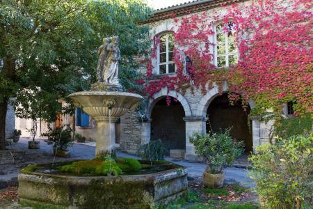 Saignon, Provence, France