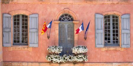 Roussillion, Provence, France