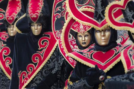 Hearts at the Carnival