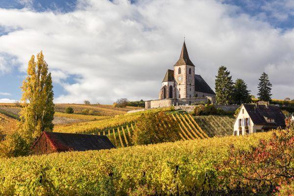 Alsace villages & landscape photography workshop